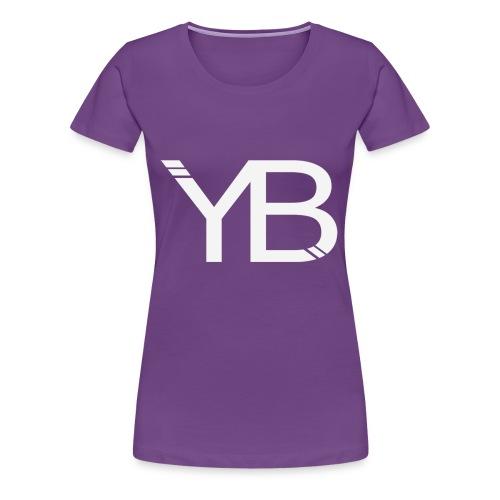 YB Sweater - Vrouwen Premium T-shirt