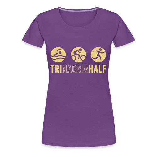 TRInacriaHalf - Women's Premium T-Shirt