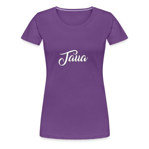 TAUA basic T-shirt - Frauen Premium T-Shirt