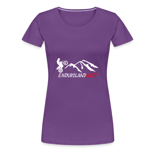 Enduroland Stuff - Women's Premium T-Shirt