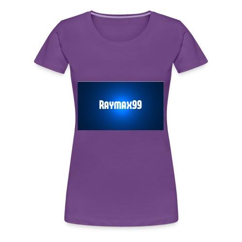 Dam T-shirt - Premium-T-shirt dam