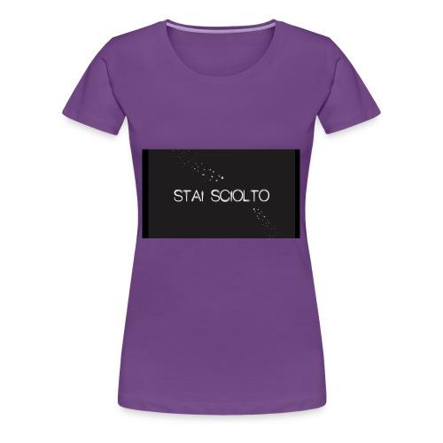 stc - Maglietta Premium da donna