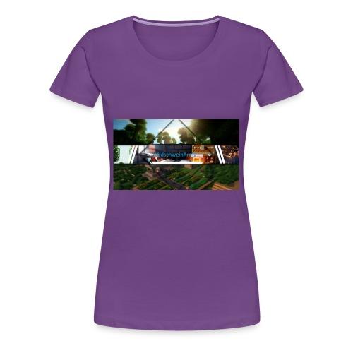 Neues Merch - Frauen Premium T-Shirt
