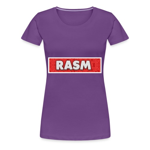 Official Merch - Frauen Premium T-Shirt