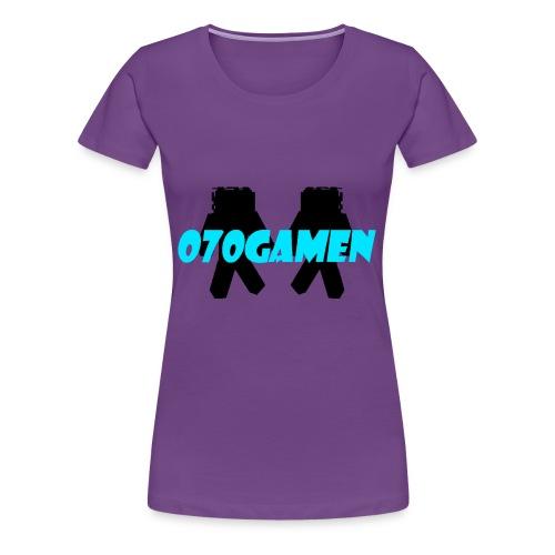 Accessoires type 2 - Vrouwen Premium T-shirt