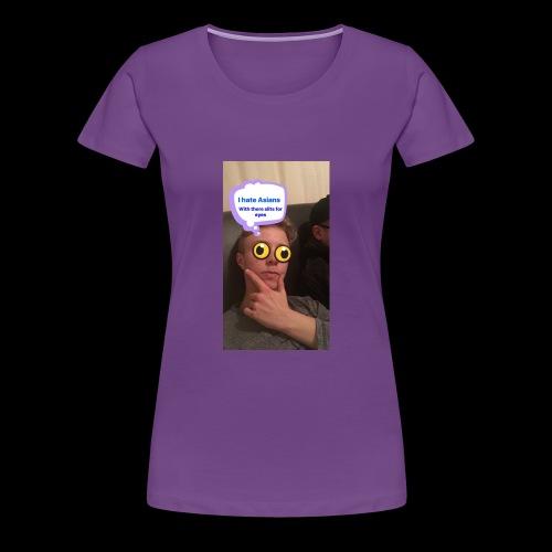 asiaface - Women's Premium T-Shirt