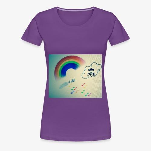 Pit-f - T-shirt Premium Femme
