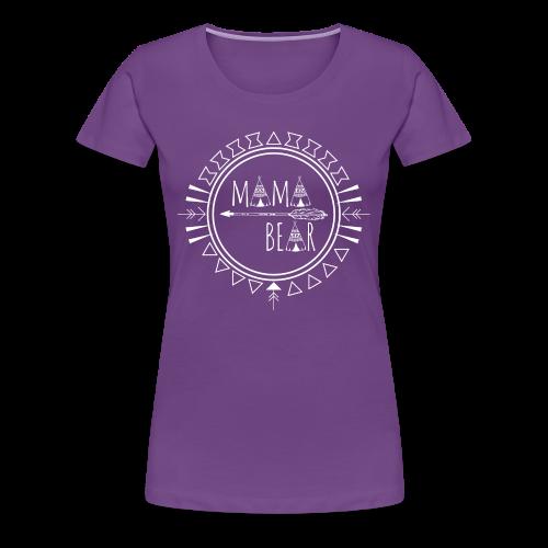 Mama Bear - Frauen Premium T-Shirt