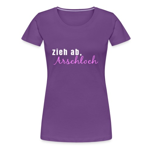 ziehab - Frauen Premium T-Shirt