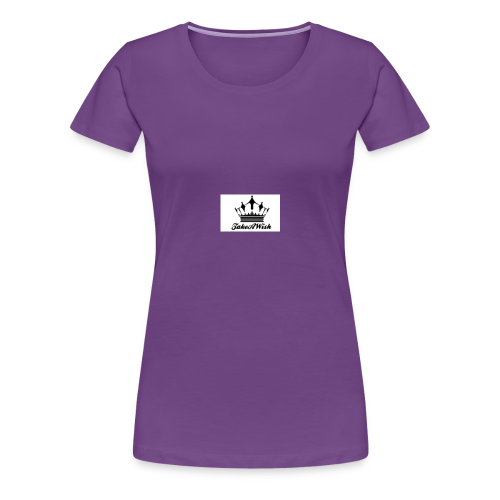 TakeAWish - Frauen Premium T-Shirt