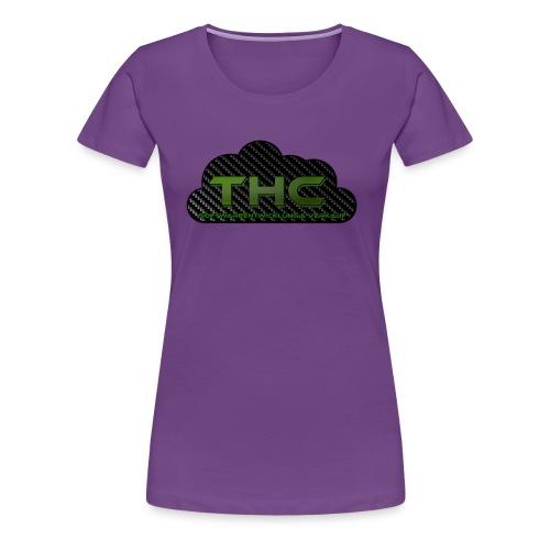 THCDev - Cloud - Frauen Premium T-Shirt