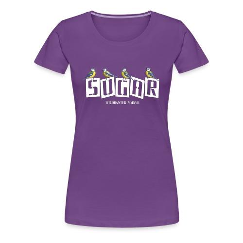 Sugar Birds - Women's Premium T-Shirt
