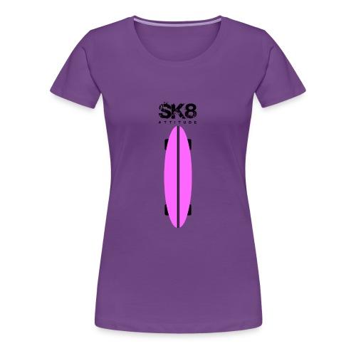 SK8_1_F1-png - Camiseta premium mujer
