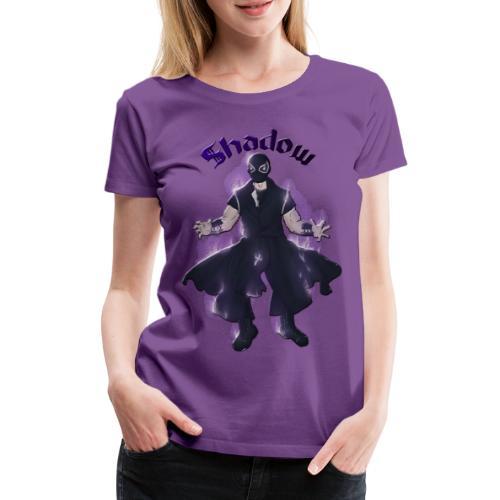 FLOW Cień zapaśnictwa Helyrii - Koszulka damska Premium