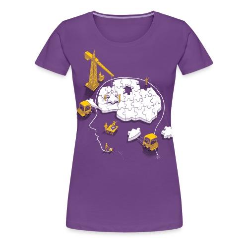 Memory Site - Women's Premium T-Shirt