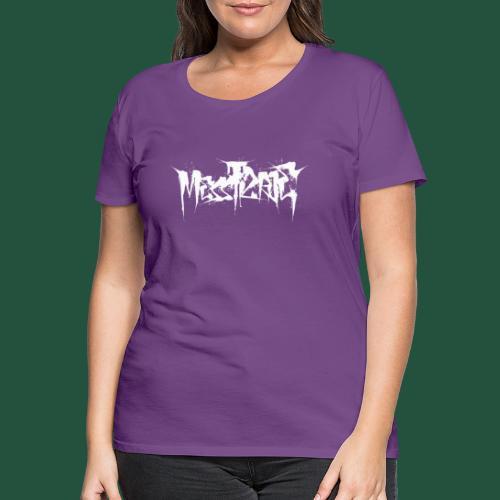 Messtizaje Logo - Frauen Premium T-Shirt