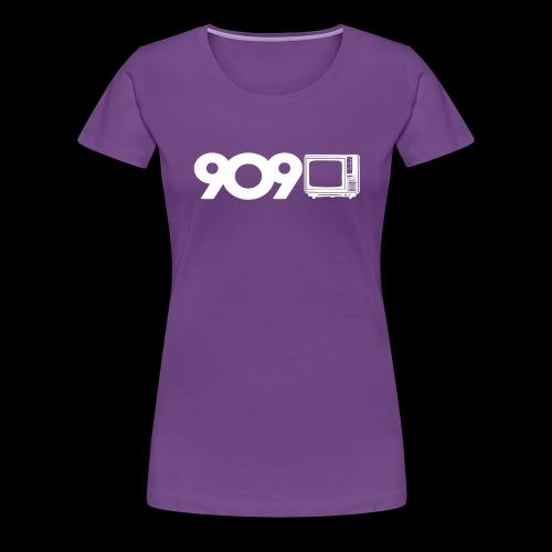 909tv - Maglietta Premium da donna