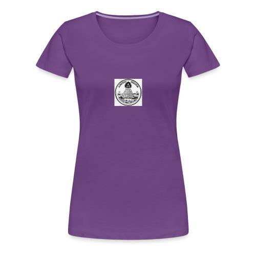 JING - Dame premium T-shirt