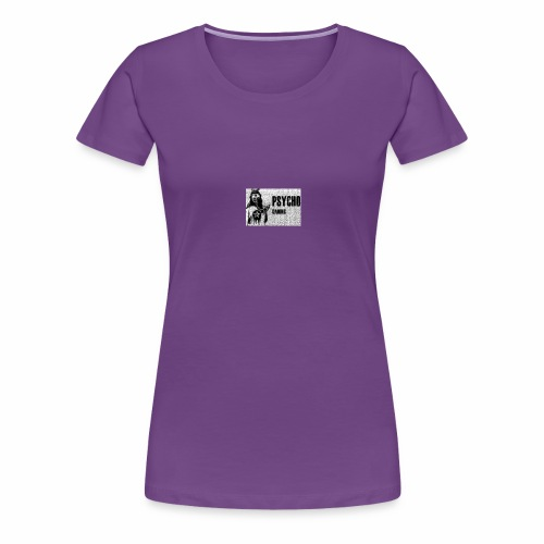Psycho Gaming Limited Edition - Women's Premium T-Shirt