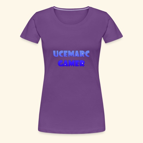Logotipo del canal - Camiseta premium mujer
