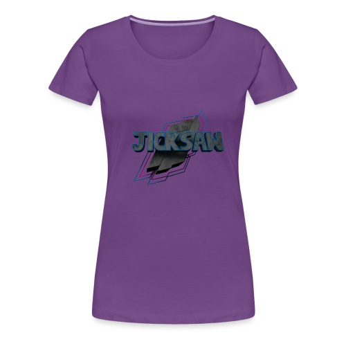 Jicksaw - Logo Merch - Frauen Premium T-Shirt