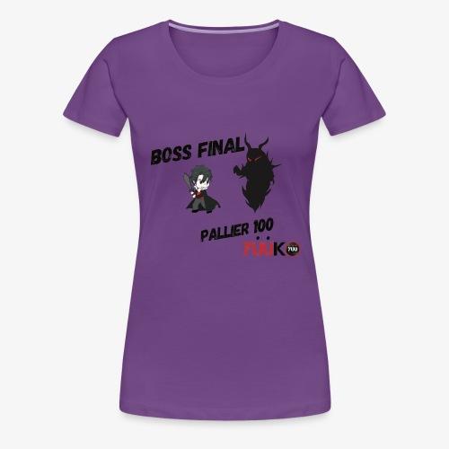 Boss final - T-shirt Premium Femme