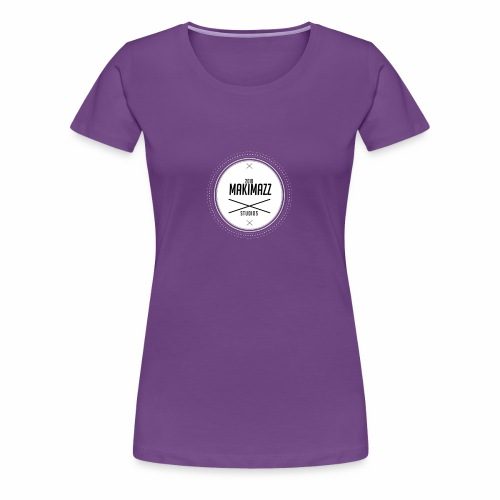 Makimazz - Premium-T-shirt dam