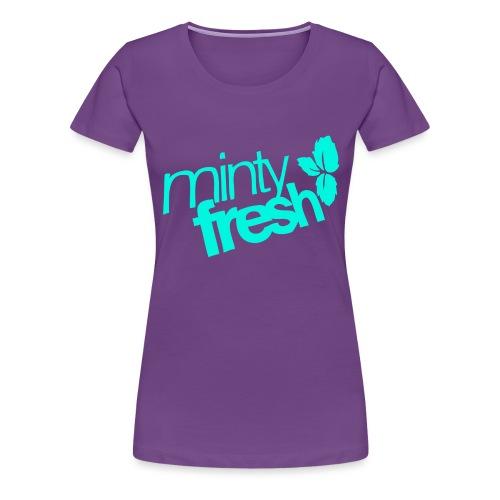 24 png - Frauen Premium T-Shirt