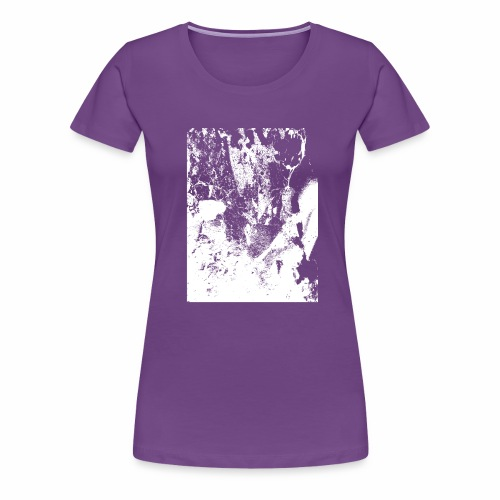 Life Textures #1 - Women's Premium T-Shirt