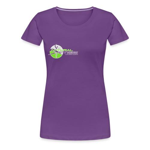 natural_fitness - T-shirt Premium Femme