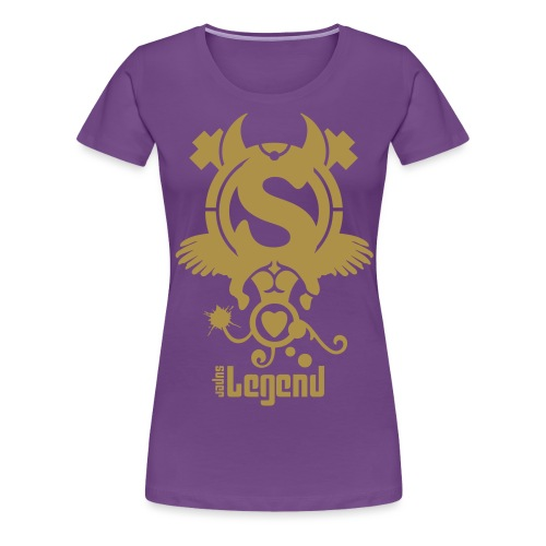 Super Legend (Woman) - Women's Premium T-Shirt