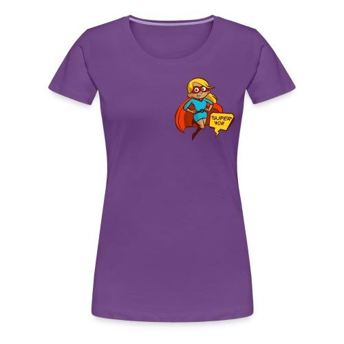 Mom - Frauen Premium T-Shirt