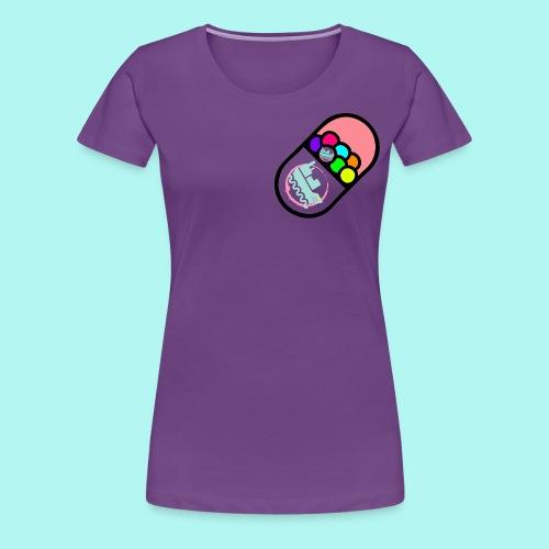 PILDORA DH - Camiseta premium mujer