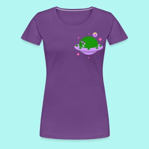 UFO DH - Camiseta premium mujer