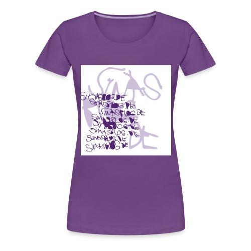 sinadesign3 - Frauen Premium T-Shirt