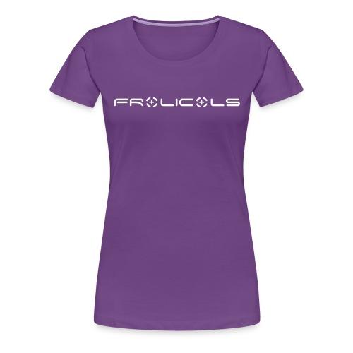 frolicols - Women's Premium T-Shirt