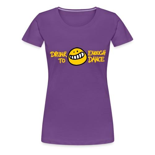 drunk - Frauen Premium T-Shirt