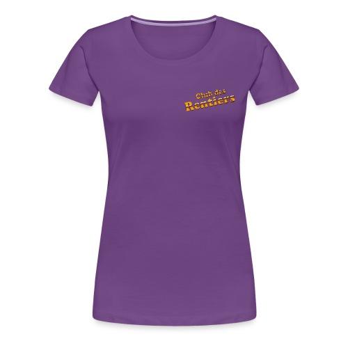 logo CDR HD - T-shirt Premium Femme