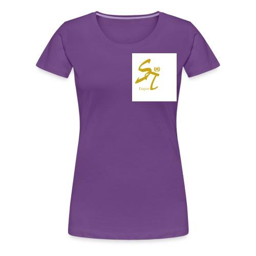 Saint Empire White - Frauen Premium T-Shirt