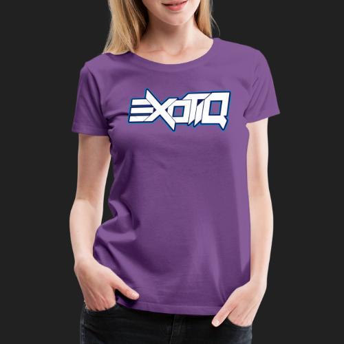 Render ai ai - Frauen Premium T-Shirt