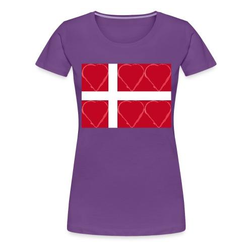 Dänemark 21.2 - Frauen Premium T-Shirt