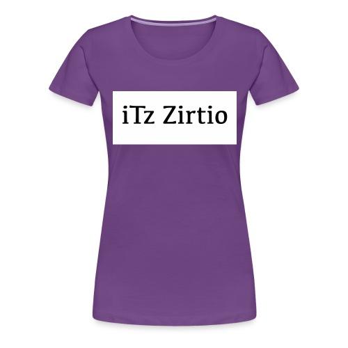 zirt - Women's Premium T-Shirt