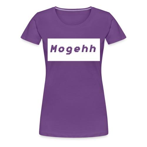 Shirt logo 2 - Women's Premium T-Shirt