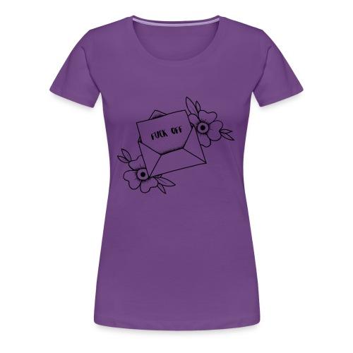 LOVE LETTER - Women's Premium T-Shirt