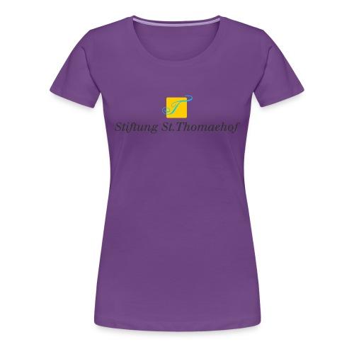 signet tho cymk cs2 - Frauen Premium T-Shirt