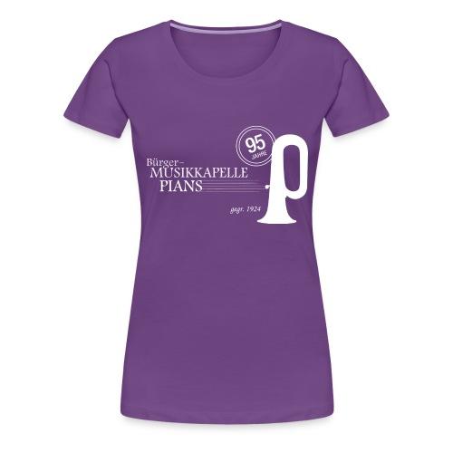 Jubiläumskollektion 95 Jahre MK Pians - Frauen Premium T-Shirt