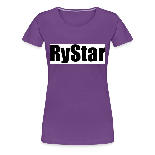 Ry Star clothing line - Women's Premium T-Shirt