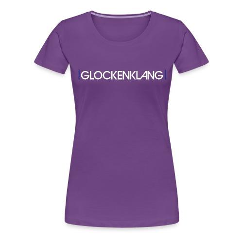 gl logo mit - Women's Premium T-Shirt