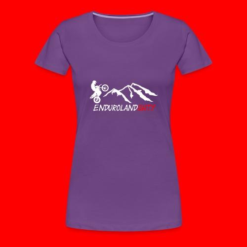 Enduroland Stuff - Women's Premium T-Shirt