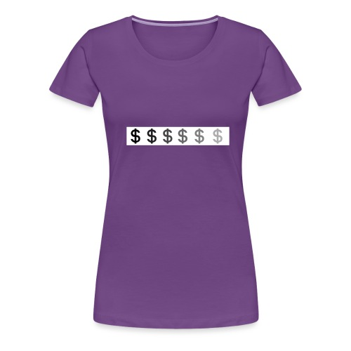 RayDZN - $Rain - Frauen Premium T-Shirt